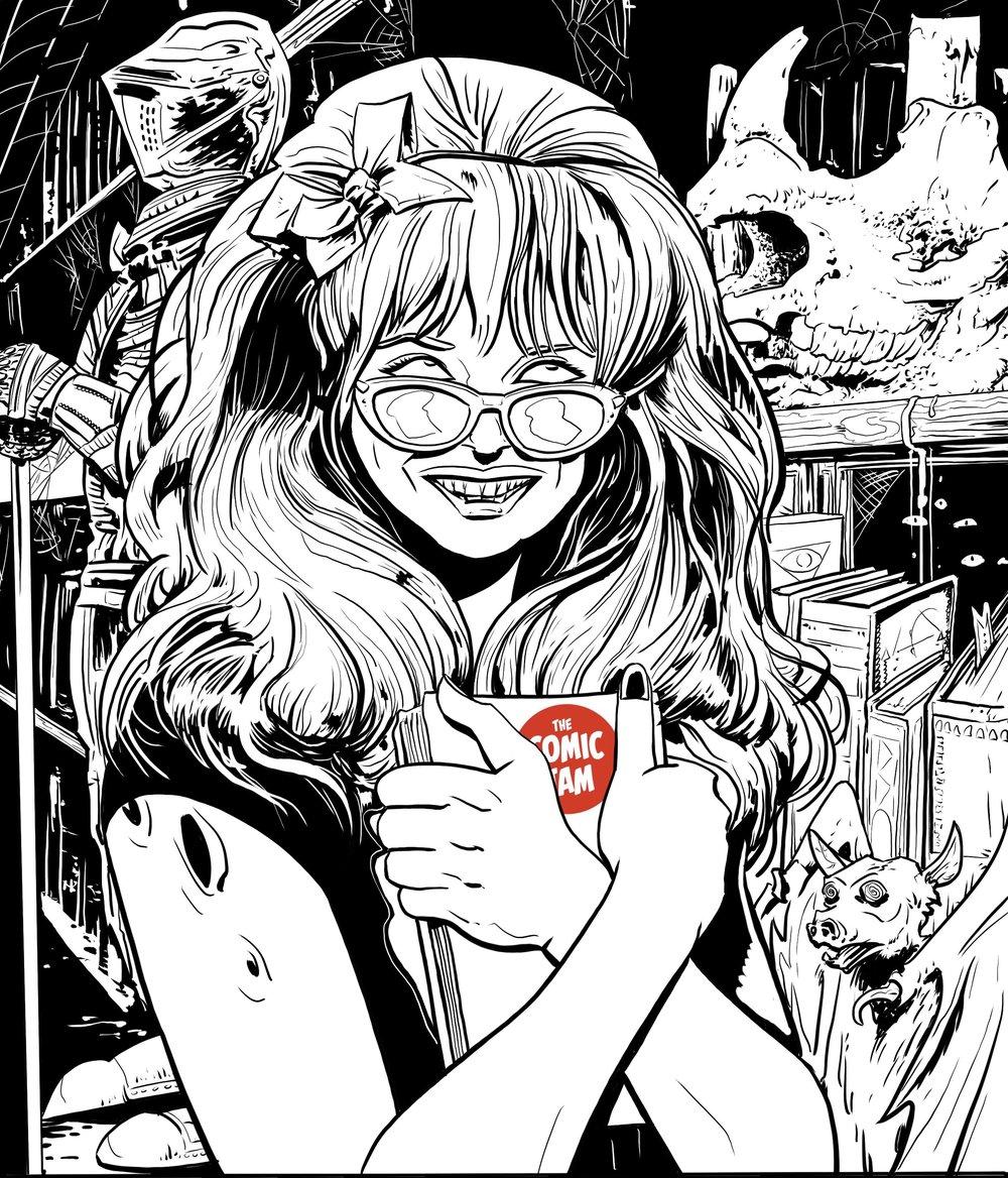 Clara Crowley by MagiciansHouse