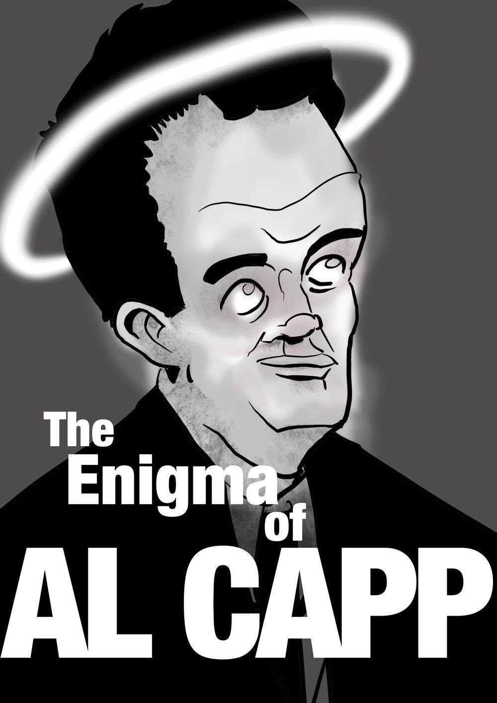 Above: Al Capp by MagiciansHouse