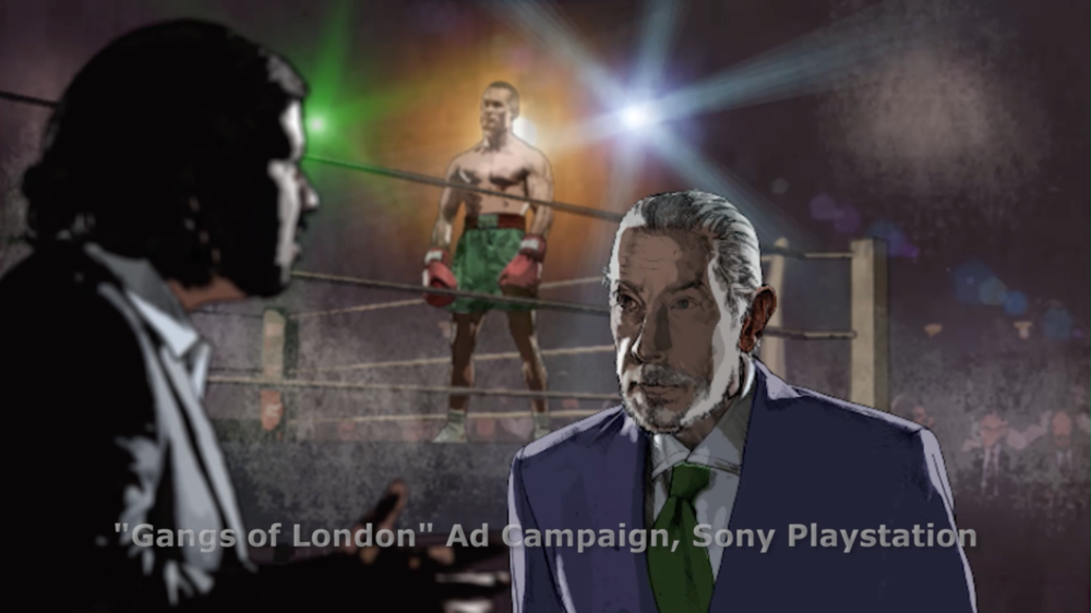 Gangs of London Ad Campaign