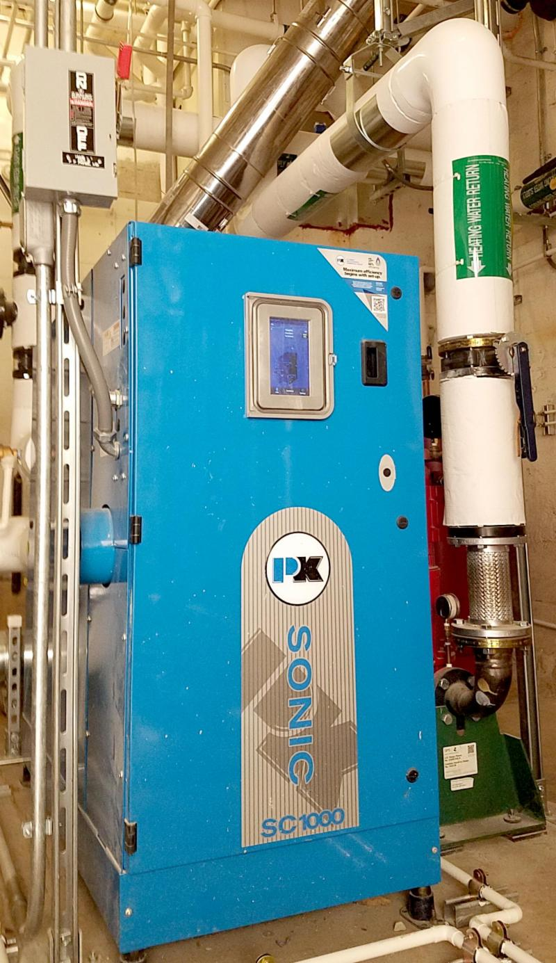 Condensing Boiler Applications — Heat Technology Products