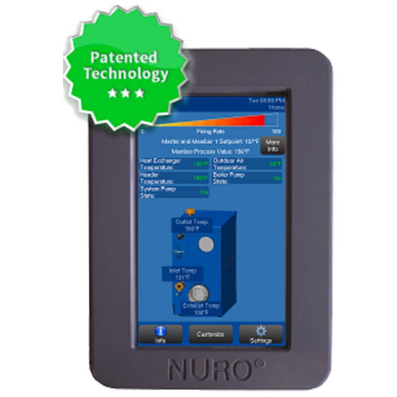 The PK NURO TM Touch-Screen Controller