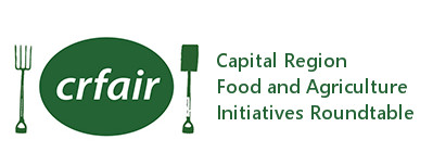 CRFAIR is our mother organization! See the blurb above for more on our connection. CRFAIR promotes healthy and sustainable food systems, just like us. Click on their logo for tons of information on how to get involved in your food systems and to learn about this leader in the good food movement.