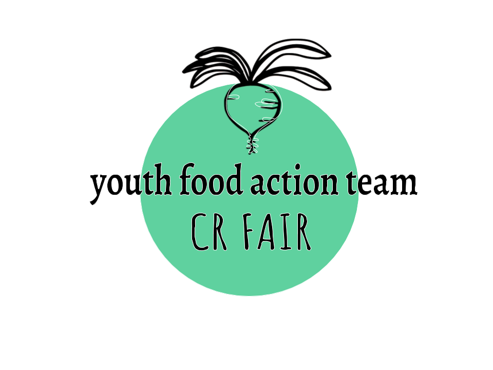 The Youth Food Action Team (YFAT) was the original inspiration for the Youth Food Network. Like an older sibling, it came first and continues to play a key role in our development. The YFAT is composed of youth members between the ages of 14-24 that want to learn how to be policy changers/ high level leaders in our food systems. Our FB and Instagram are under the name YFAT because it is the team of youth that have the first input into the development of the Youth Food Network. In other words, we learn from them and collaborate with them!