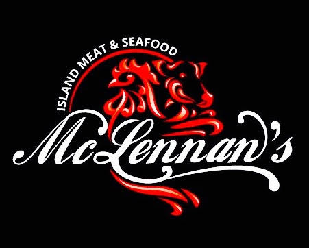 McLennan's will be donating 12 chickens raised in Cowichan for our Sunday lunch!