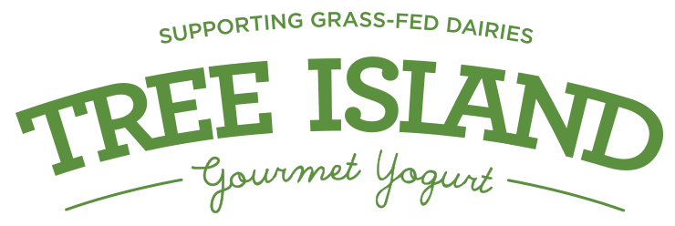 "Tree Island Gourmet Yogurt will be donating the yogurt to accompany singing bowl granola for a breakfast on the Sunday!    ""We are proud to source our milk locally and are committed to using only 100% fresh, whole milk from cows that eat a grass-based diet.""- Tree Island"