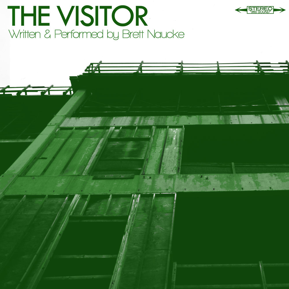 "The Visitor  - (Nihilist Records) 2013Finally, we welcome Nihilist to the Cerberus fold, and what better artist to bring this union about than Brett Naucke, an experimental musician with a handful of releases to his name on labels like Arbor and Catholic Tapes, but no deluge by any means. The Visitor charts artists like Nihilist's Andy Ortmann and Ben Vida on its way to celestial bliss, also retaining a healthy respect for pitch bends and synths that drip like liquid mercury. I used to imagine music like this sitting at my dad's synths (a temporary fascination for him when I was like 12), and here it is, crystalline and delicate as the finest china. That's ""Sun Room,"" anyway. Other portals lead to tunnels full of crickets and fast-scattering crabs, flapping wings, ominous thumps, croaking blobs of sound, and more of that sweet liquidity. At his best, Naucke structures his compositions as one would a drone, yet imbues them with lots of little fragments rather than an overarching throb. At his worst he obsesses over clankery more than necessary. There are far worse sins to commit, and the former far eclipses the latter, so seek this out. I would say you gotta get high to listen to this shit, but The Visitor might just take you there on its own."