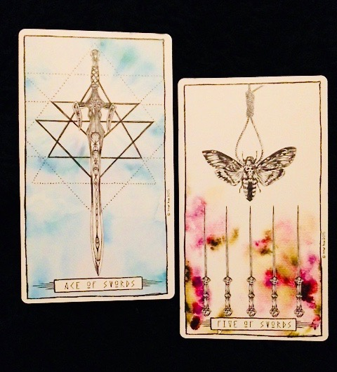 from the Lumina Tarot