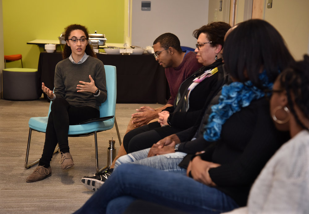 """Diversity: A Talk with Alumni"" 2018"