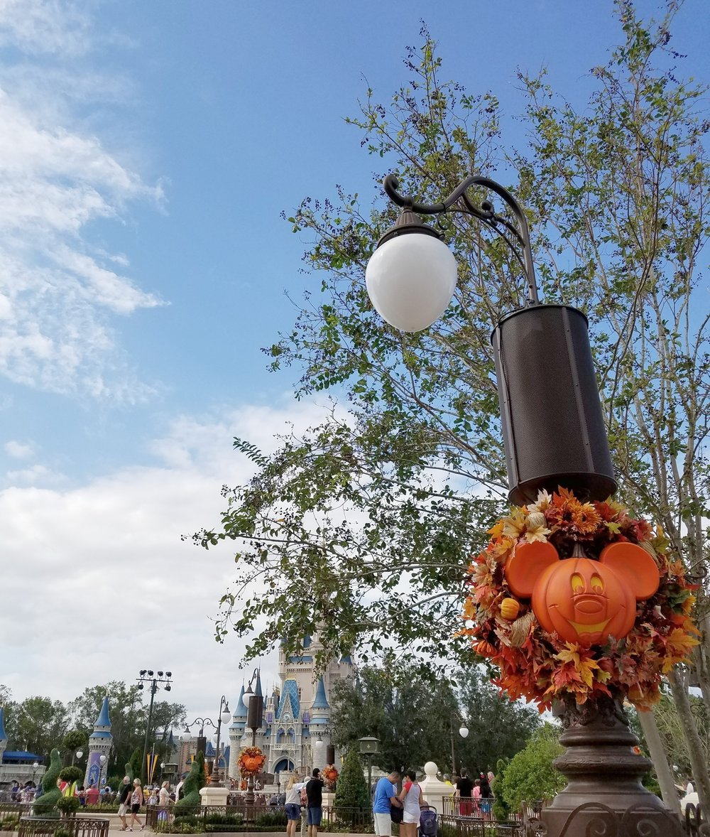 mickeys not so scary halloween party at disneys magic kingdom is full of candy