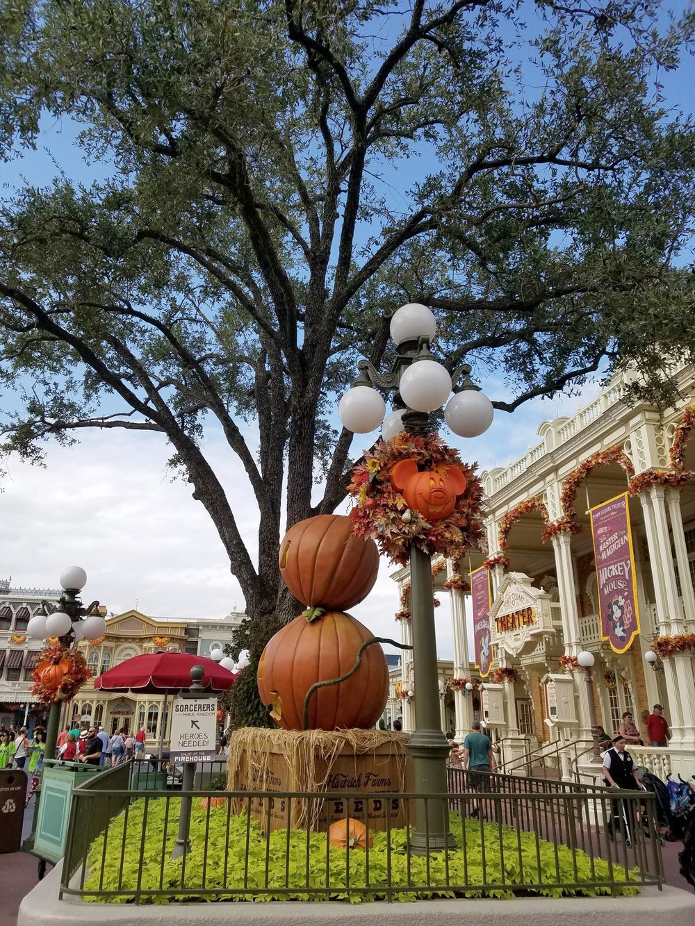 Mickey's Not-So-Scary Halloween Party at Disney's Magic Kingdom is full of candy, parades, and costumed characters. These tips will help you make the most of your time at the annual Halloween event at Disney World.  #disney #magickingdom #halloween