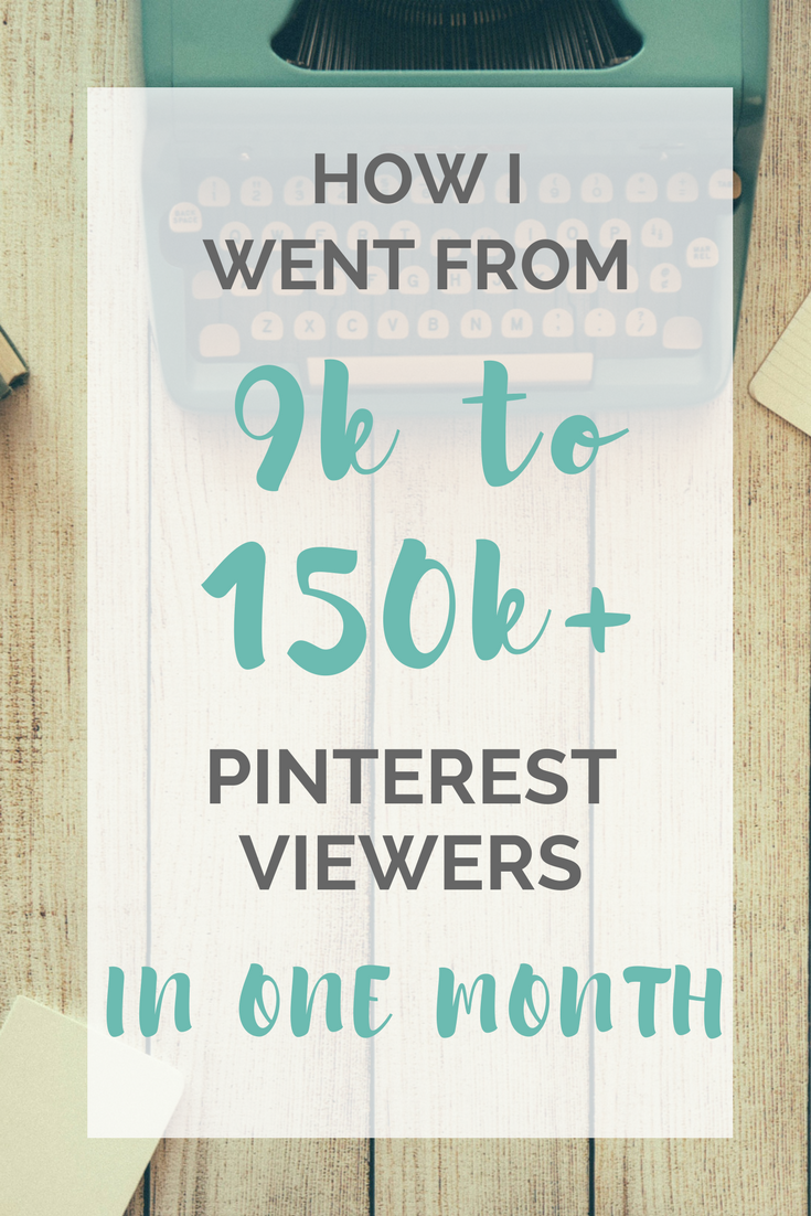 How to increase Pinterest views