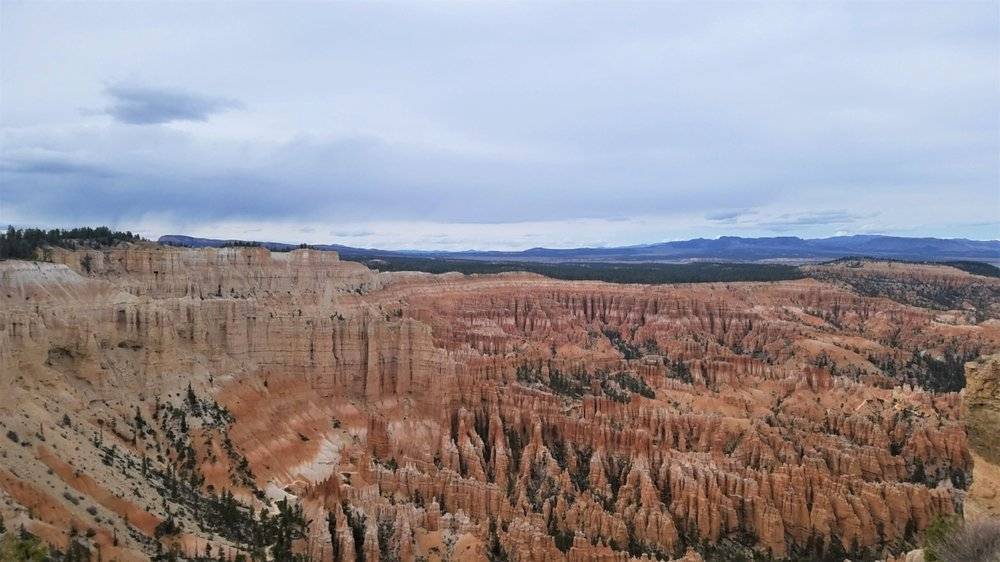 Bryce Canyon is one of the Big 5 Utah national parks.