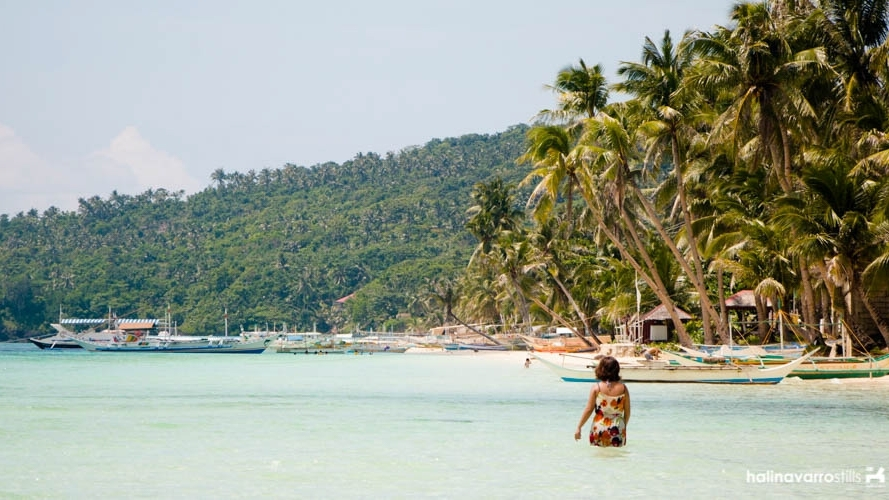 Carabao Island is a relaxing summer getaway away from the crowds of other Philippines islands.