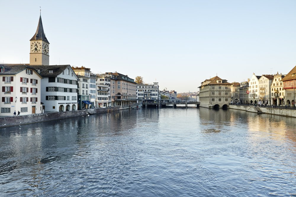 Lakefront Zurich is the starting and ending point for a Switzerland road trip to see villages, castles, mountains and more. This guide will help you plan the best Switzerland itinerary for 5 days.
