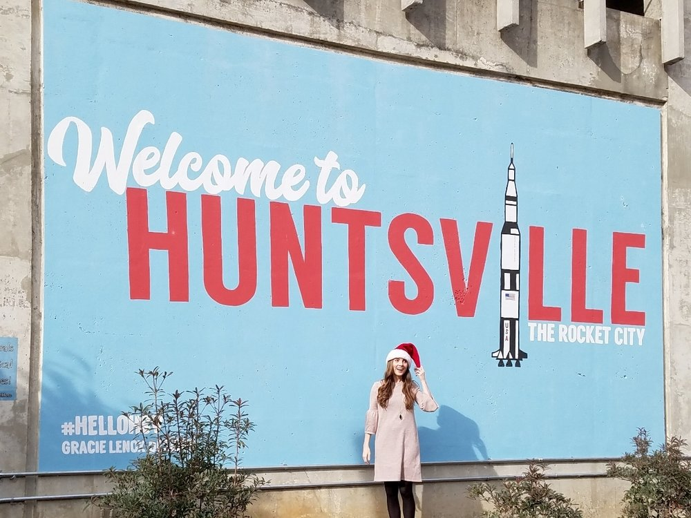 Huntsville | Alabama | Small towns | Christmas events | Huntsville holiday events | Southern towns | Southern holidays | Holidays | Christmas