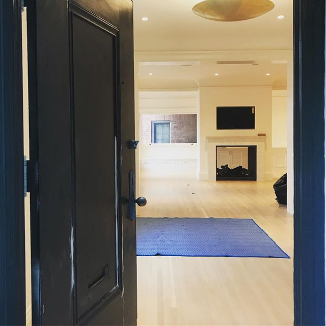 After 13 months we are almost ready to close the door on another project. 4 days for punch list items, can we do it? 🎨 🛠 @caitlinflemming - Interior Designer  #painttouchup #installation #construction #finishingtouches #designers #workingprogress