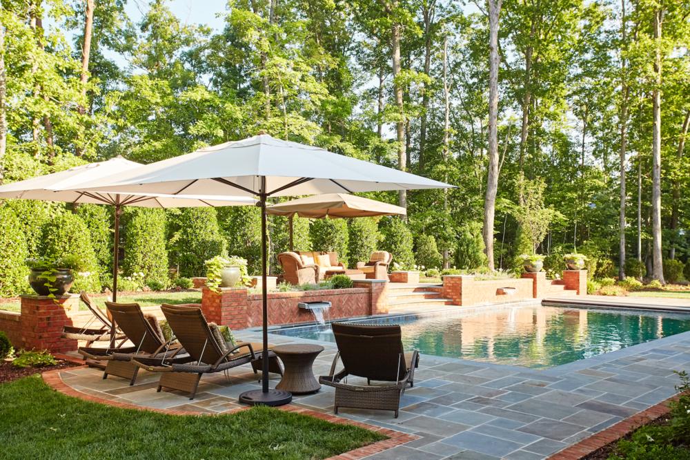 Marcia Fryer Landscape Designs   Richmond VA   Brick And Stone Pool.png