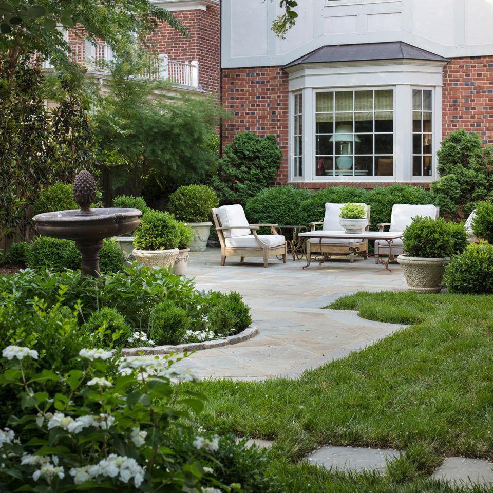 Marcia Fryer Landscape Designs | New West End Backyard | Hardscape Patio | 5.jpeg