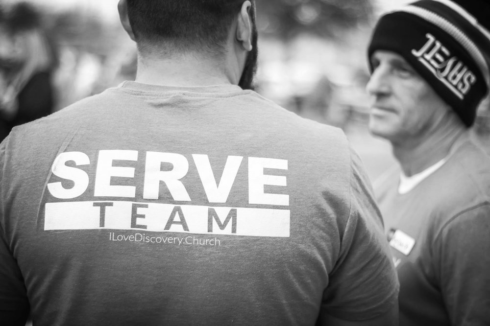 STREET TEAMS - Caring for the lost and hurting.