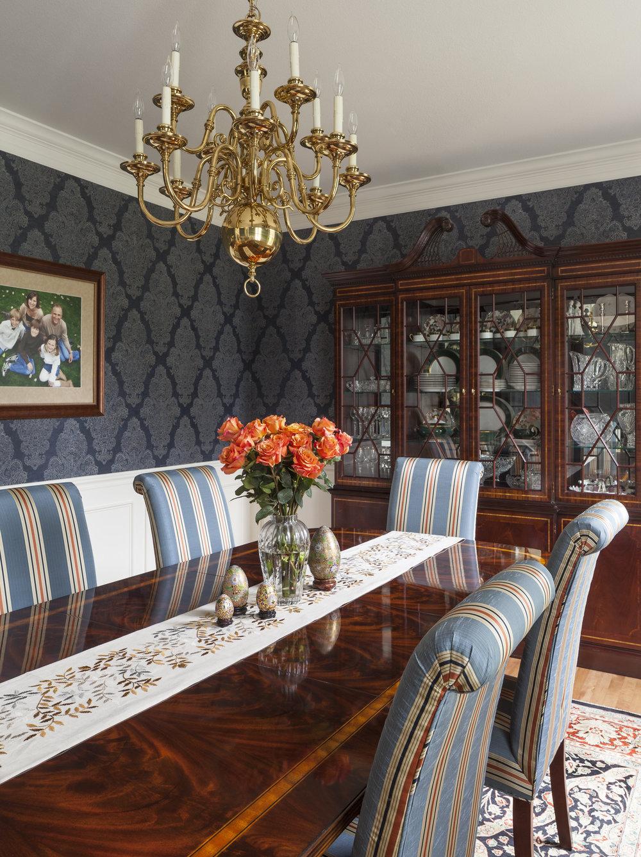 ATELIER INTERIOR DESIGN Heritage Home SBrenner Photography