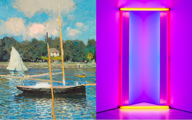 9 inventions that revolutionized artmaking, from paint tubes to neon - written for artsy, december 2017