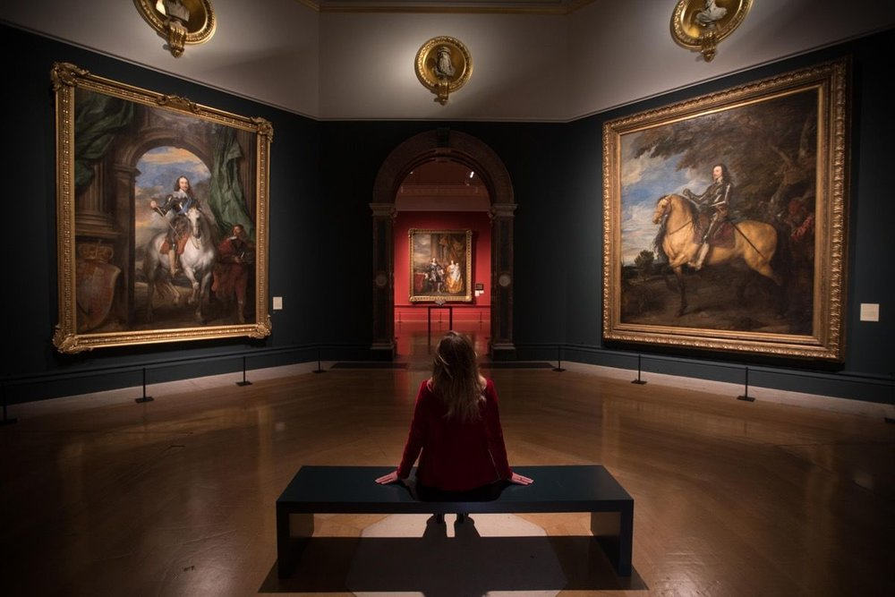 king charles i amassed one of the world's greatest art collections—then lost it all - written for artsy, march 2018