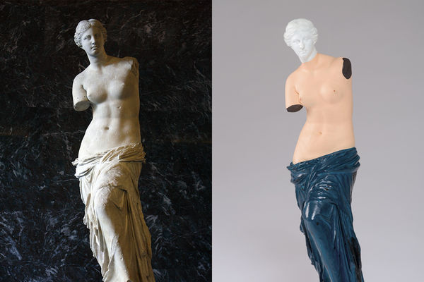 why do people still think that classical sculptures were meant to be white? - written for artsy, april 2018