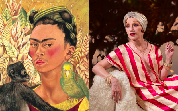 10 masters of the self-portrait, from frida kahlo to cindy sherman - written for artsy, april 2018