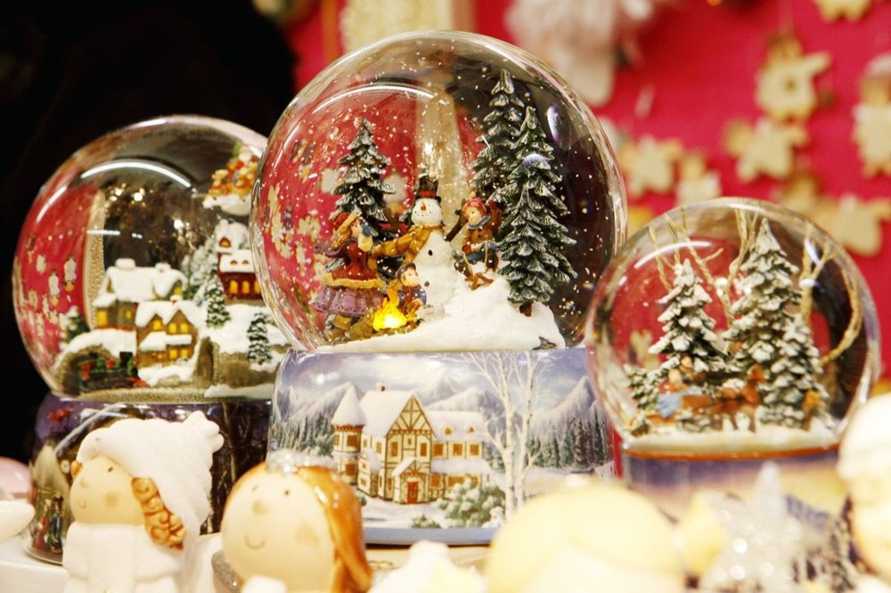a brief history of the snow globe - written for artsy, december 2018