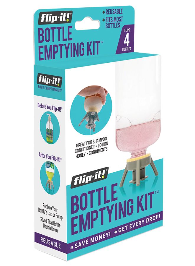 Flip-It!® Bathroom 4 KITS -