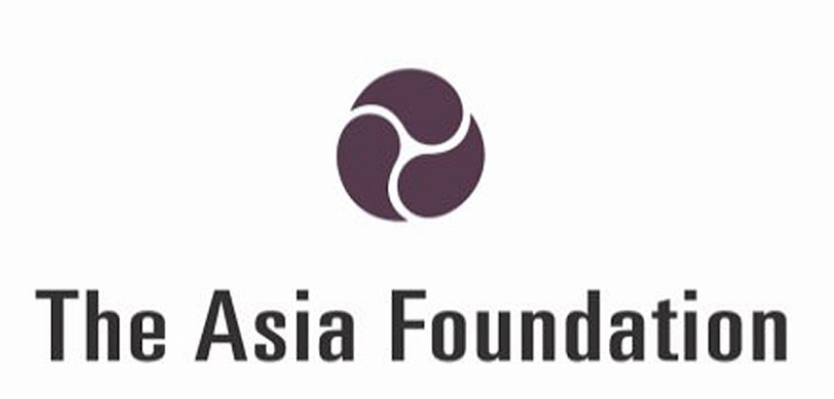 "The Asia Foundation is a nonprofit international development organization committed to ""improving lives across a dynamic and developing Asia."