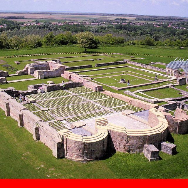 This here is a picture of Somogyvar Abbey. Or rather, the ruins of it. (No one is living there now, I hope). It's located in Hungary but is the site of an important event in Polish history. It's where Bolesław III Wrymouth went on a pilgrimage of repentance following a terrible act of blinding his brother. More in Episode 22.