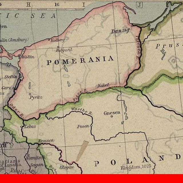 In case you haven't listened to some of the recent episodes, we're right in the middle of a series on the Polish conquest of Pomerania. Fun fact: it involves a *lot* of fighting in swamps. Sure there's Papal politics, strange characters, military might, crusading knights, and the like. But it's really a story about a swamp.