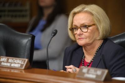 Senator Claire McCaskill, D-MO