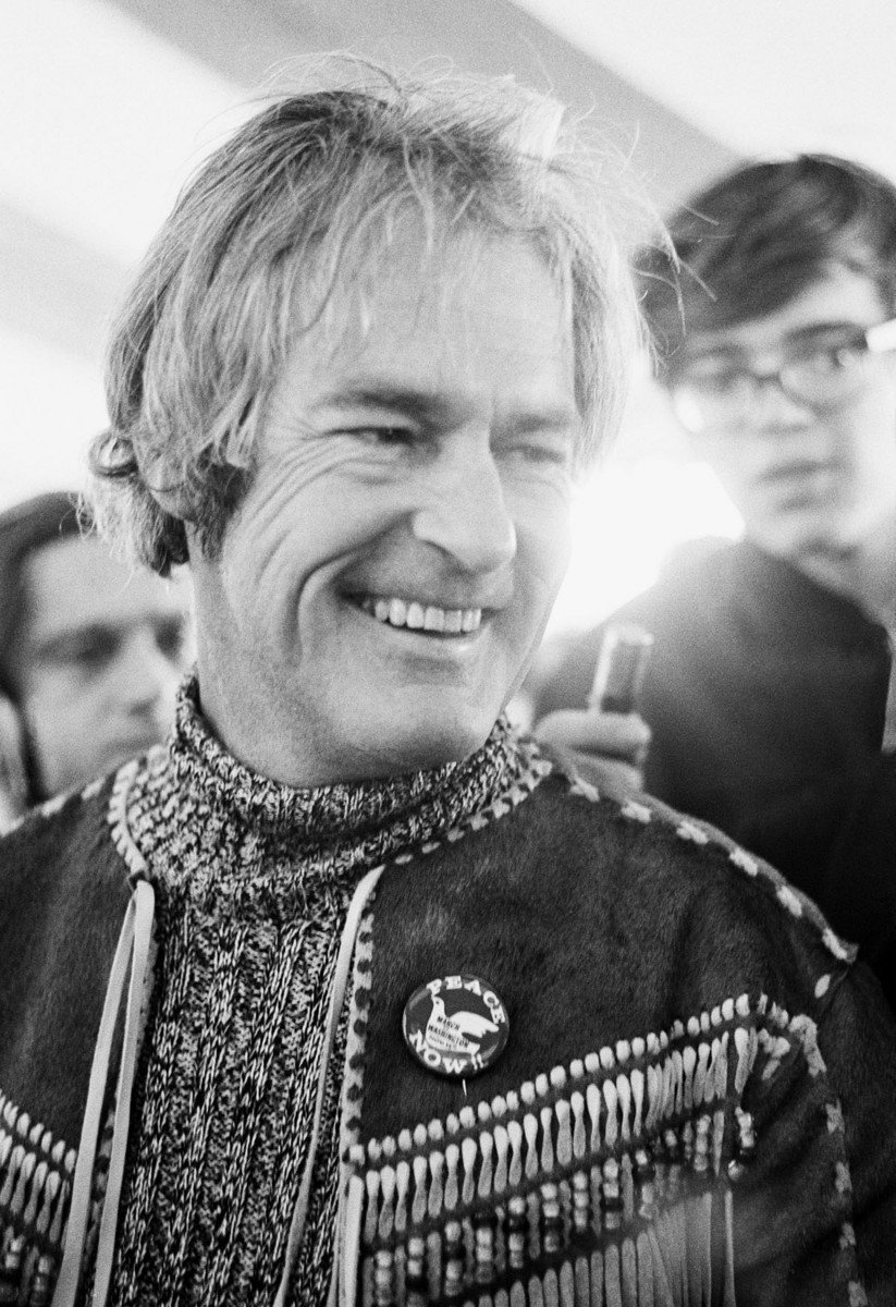 Dr. Timothy Leary ( source )