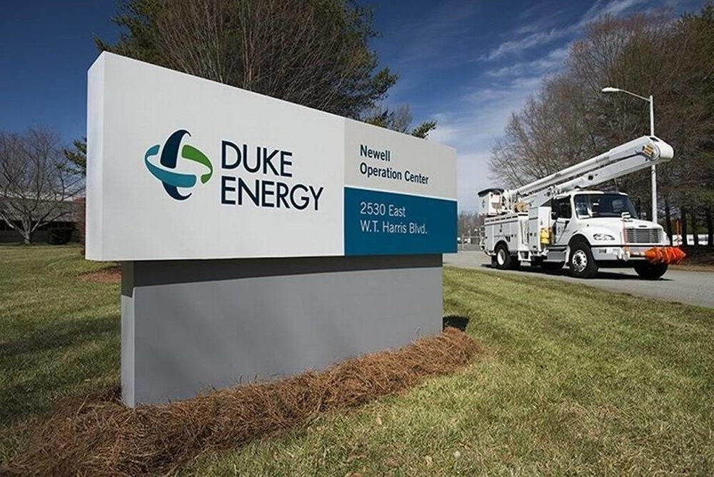 Duke Energy's Newell Operation Center in Charlotte, North Carolina ( source )