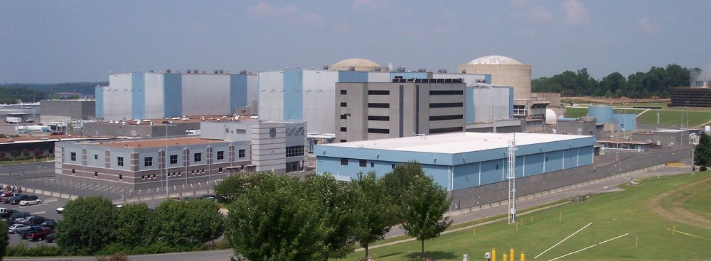South Carolina's Catawba Nuclear Station, partially owned by Duke Energy ( source )