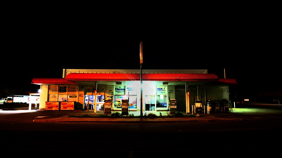 Duck Thru, a convenience store in Pitt County, North Carolina ( Image )