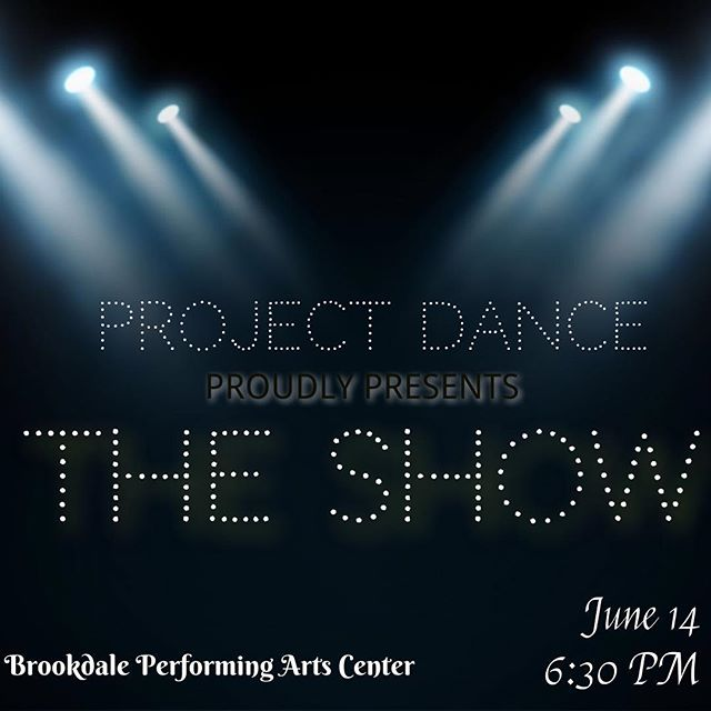 Come and see our talented students leave it all on the stage!  Surprise guest performances from the incredible students of @theprepnj  Tickets on sale in May.