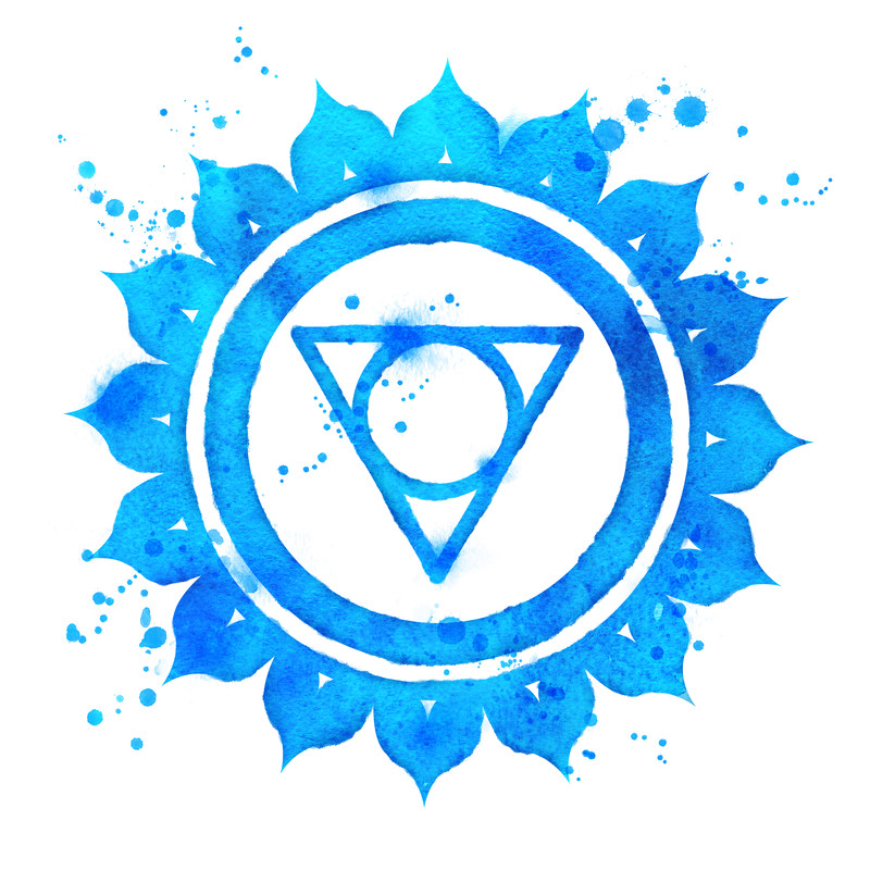 Our class this evening will be focused on the Ether element, associated with the energy of the fitfh chakra.