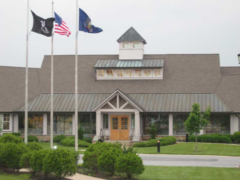 Classes will be held through September in the Township Building.
