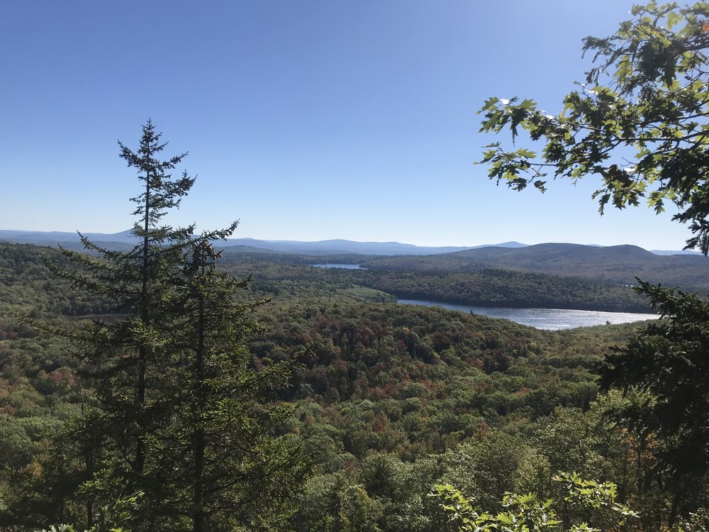 View from First Lookout