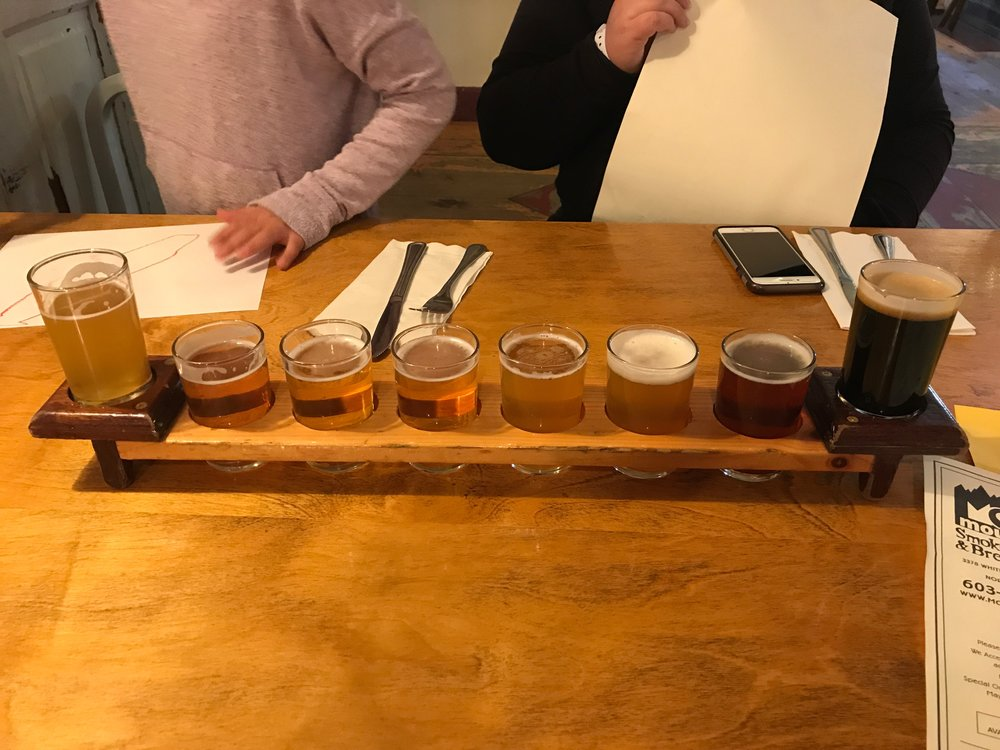 Moat Mountain Brewery North Conway