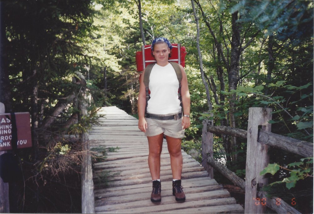 Backpacking in Baxter State Park