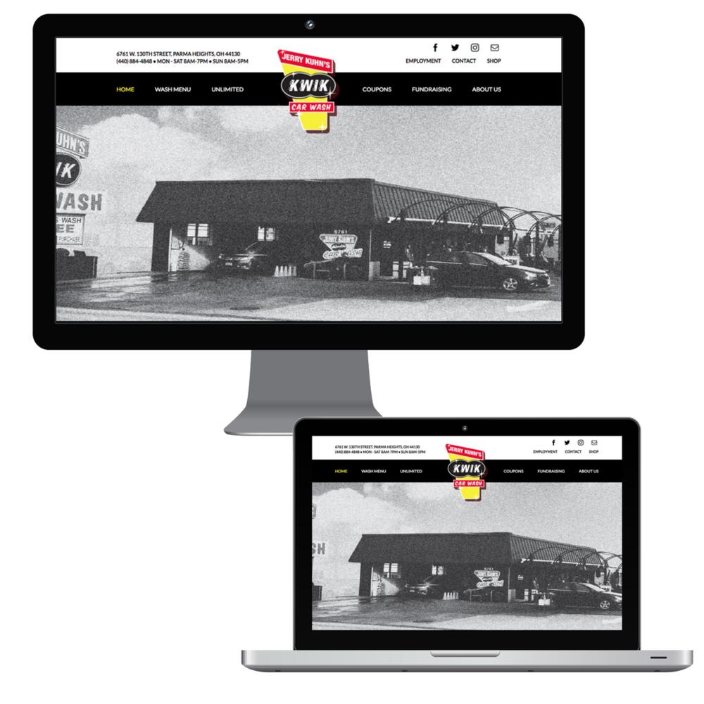 Website Design Market Crave Kwik Car Wash.png