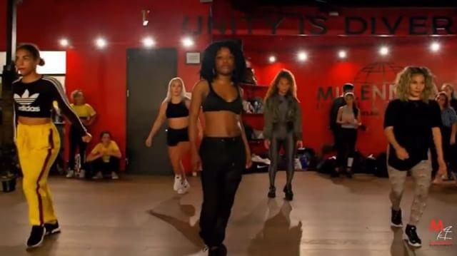 "@_haaalima_ killin it with @davioncoleman__'s choreo to @kehlani's ""Get Away"" 🔥🔥🔥🔥🔥 everyone slayin at @mdcdance 🙌🏻 . . . . . #dancer #choreographer #choreography #choreo #dance #talent #badasswomen #slay #womenempowerment #entertainment #hiphop #rnb #la #urban #bosslady #dancelife #blackgirlsrock #촬영 #fire #fiyah #dancerslife #musiclife #videoshoot #dancersofla #setlife #losangeles #milleniumdancecomplex #mdc #mdcommunity #mdcdance"
