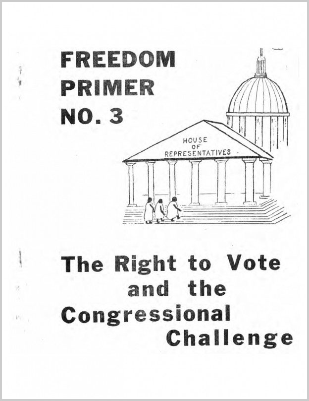 MFDP primer produced in 1964. Click to read full document.