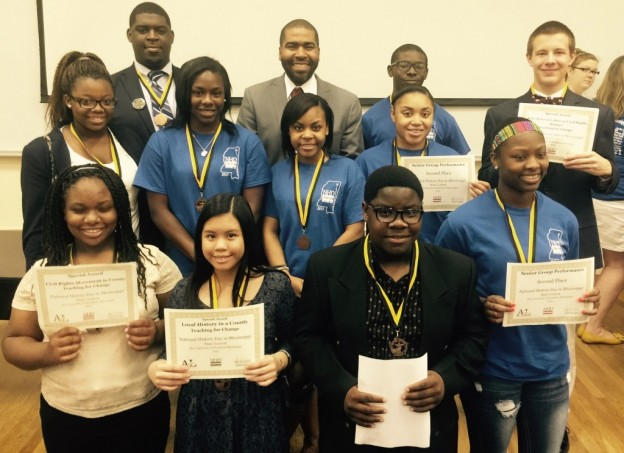 Students have the opportunity to win awards for projects focusing on local history.