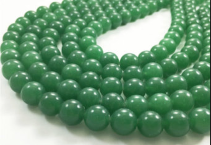 Jade   Chakra: heart.Good for emotional balance,confidence, and grounding.Helps negativity.Brings connection to ancient civilizations and wisdom, protection, peace (both inner and outer).