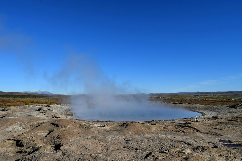 The Great Geysir (the first geysir and why all other geysirs area called geysirs)